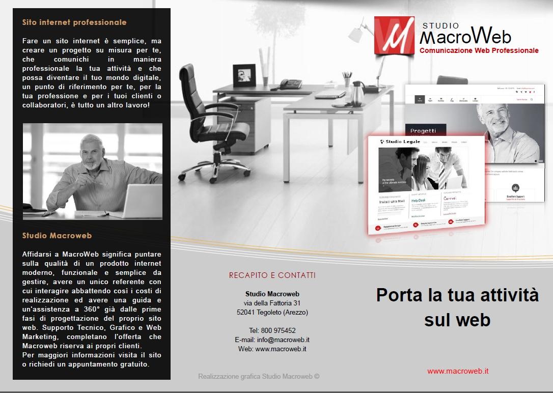 5f5dd9e0749f Siti web Arezzo e sviluppo di siti web by - Macroweb © - -